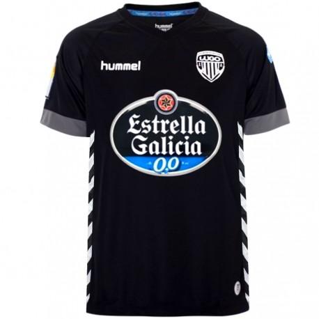 Lugo CD Football Jersey Away 2015/16 - Hummel