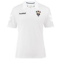 Maglia calcio Albacete Home 2015/16 - Hummel