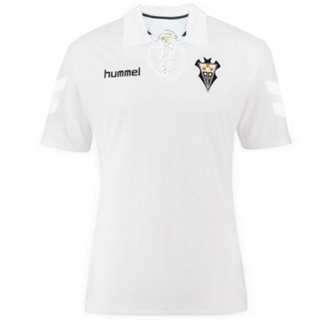 Albacete Football Jersey Home 2015/16 - Hummel