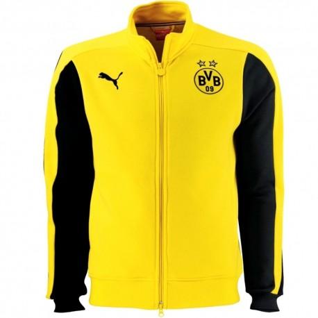Veste de presentation T7 Borussia Dortmund BVB 2014/15 - Puma