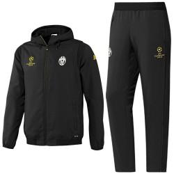 Juventus Champions League presentation tracksuit 2016/17 - Adidas