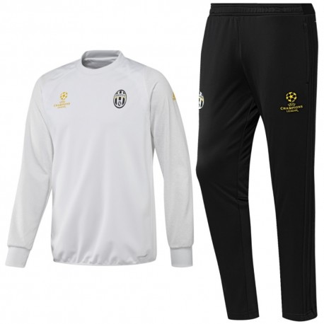 71bd44ede Juventus Champions League sweat training suit 2016 17 - Adidas ...