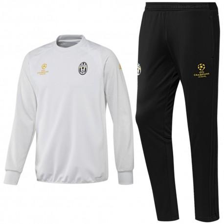 Survetement d'entrainement Champions League Juventus 2016/17 - Adidas