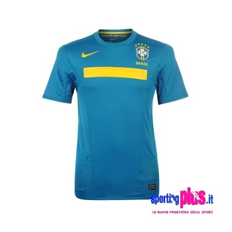 Maglia Nazionale Brasile Away 2011 by Nike