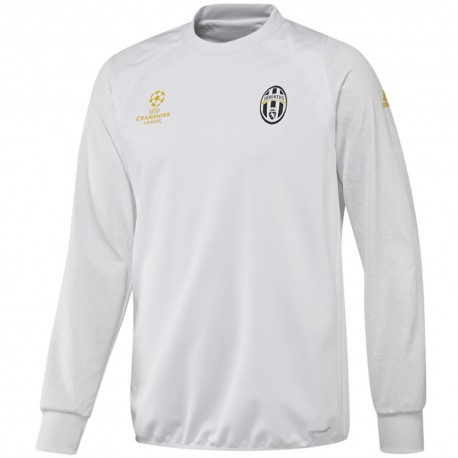 5bb1634bc Juventus Champions League training sweatshirt 2016 17 - Adidas ...