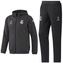 Survetement de presentation Real Madrid UCL 2016/17 - Adidas