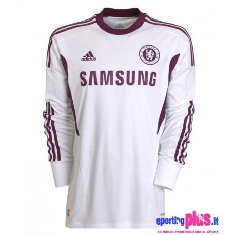 Chelsea FC-Torwart Trikot 2011/12 Zuhause-Adidas