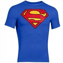 Under Armour Tranform Yourself Superman baselayer trikot