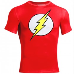 "Under Armour ""Transform Yourself"" Flash compression shirt"