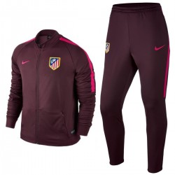 Atletico Madrid präsentation trainingsanzug 2016/17 maroon - Nike