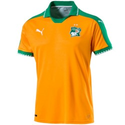 Costa de Marfil primera camiseta de fútbol 2017/18 - Puma