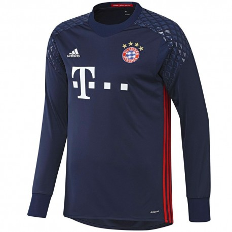 Bayern Munich Home goalkeeper shirt 2016/17 - Adidas