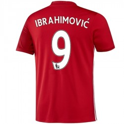 Maglia Manchester United Home 2016/17 Ibrahimovic 9 - Adidas