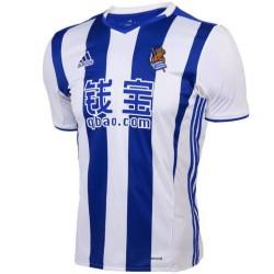 Maglia da calcio Real Sociedad Home 2016/17 - Adidas