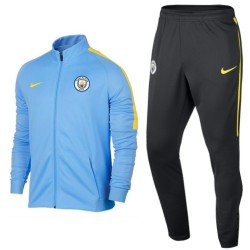 Manchester City training presentation tracksuit 2016/17 - Nike