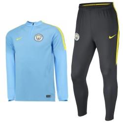 Survetement tech d'entrainement Manchester City 2016/17 - Nike