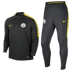 Manchester City grey training technical tracksuit 2016/17 - Nike
