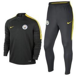 Manchester City Tech trainingsanzug 2016/17 grau - Nike