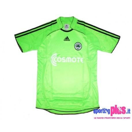 Maglia calcio Panathinaikos Third 07/09 - Adidas