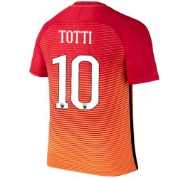 Totti 10 Maglia da calcio AS Roma Third 2016/17 - Nike