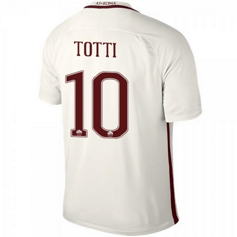 As Roma Totti Trikot