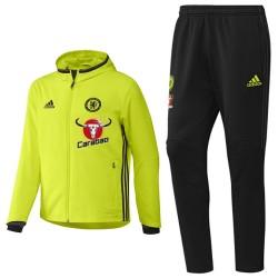 Chelsea FC präsentation trainingsanzug 2016/17 - Adidas