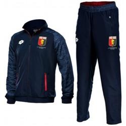 Genoa CFC präsentation trainingsanzug 2016/17 - Lotto