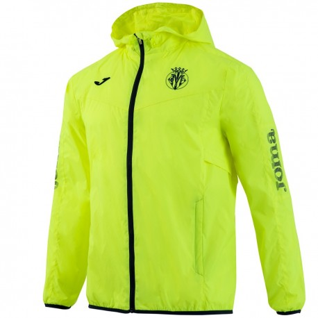 Villarreal CF training rain jacket 2016/17 - Joma