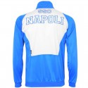 SSC Napoli light blue training tracksuit 2016/17 - Kappa