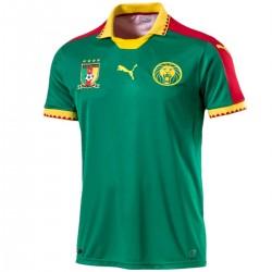 Cameroon national team Home football shirt 2017/18 - Puma