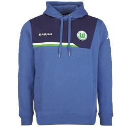 VfL Wolfsburg Präsentation hoody 2015/16 - Kappa