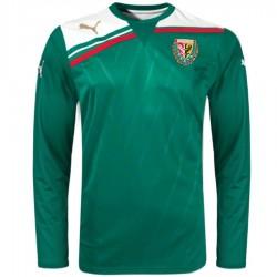 Camiseta de futbol Slask Wroclaw primera 2012 - Puma