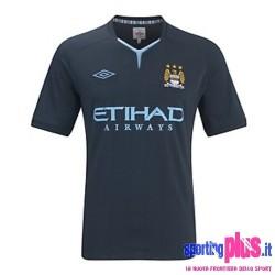 Manchester City Jersey Third 11/12 Umbro