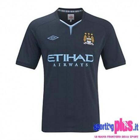 Manchester City Trikot Umbro Dritter 11/12