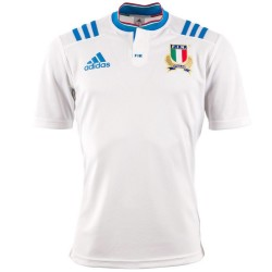 Maillot de rugby Italie exterieur 2015/16 - Adidas