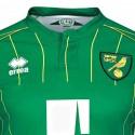 Norwich City FC Away football shirt 2015/16 - Errea