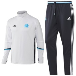Olympique Marseille training technical tracksuit 2016/17 - Adidas