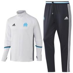 Survetement Tech d'entrainement Olympique Marseille 2016/17 - Adidas