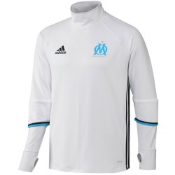 Tech sweat top d'entrainement Olympique Marseille 2016/17 - Adidas
