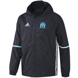 Chubasquero de entreno Olympique Marsella 2016/17 - Adidas