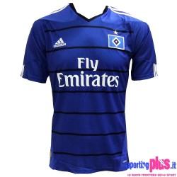 Maglia Calcio Amburgo Away 2010/11 by Adidas