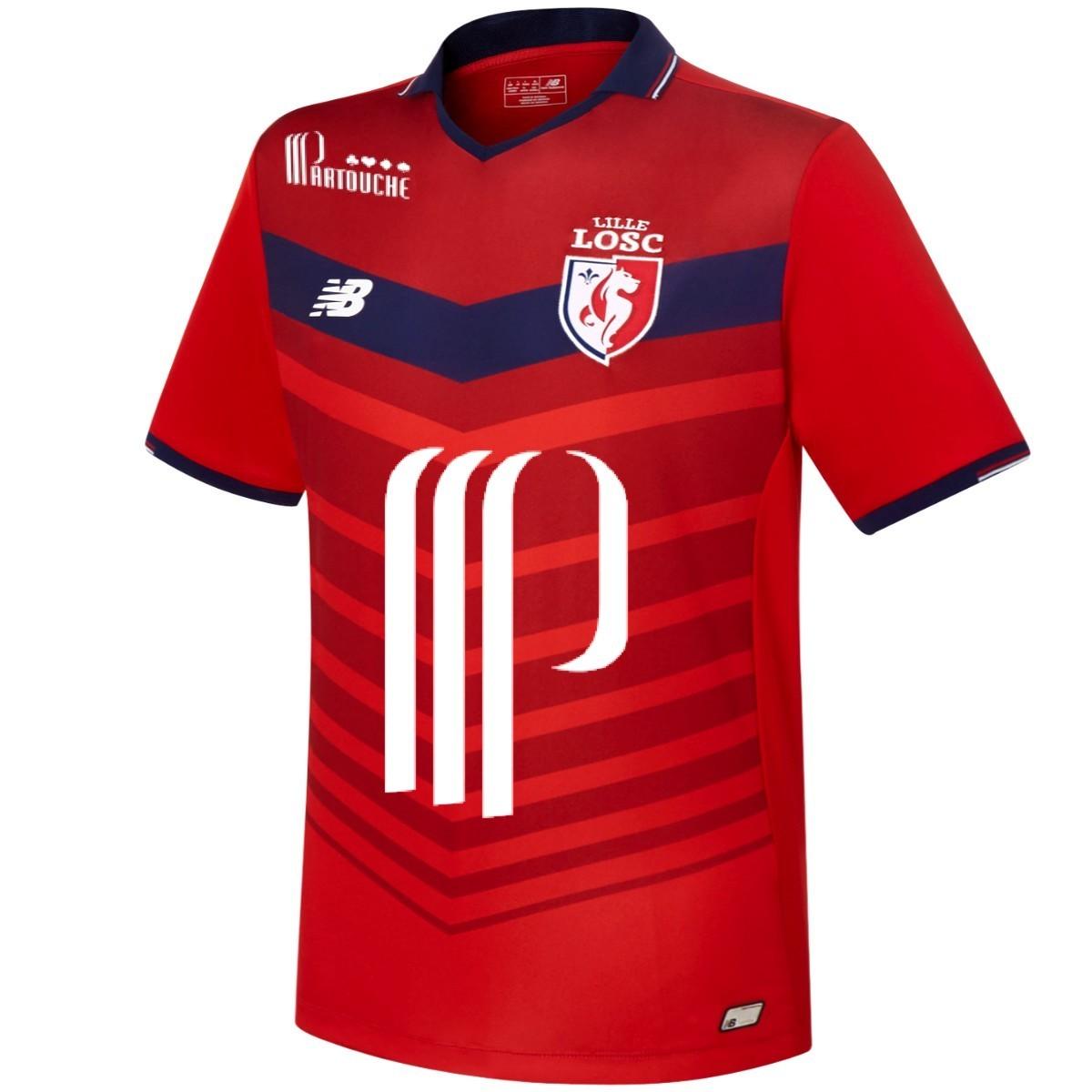 LOSC Lille Away football shirt 2016/17 - New Balance - SportingPlus.net