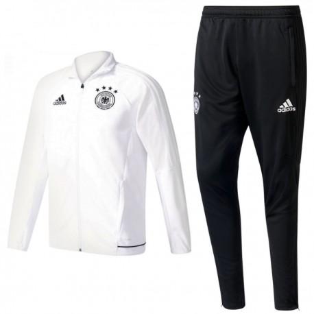 Germany football training tracksuit 2017 Adidas