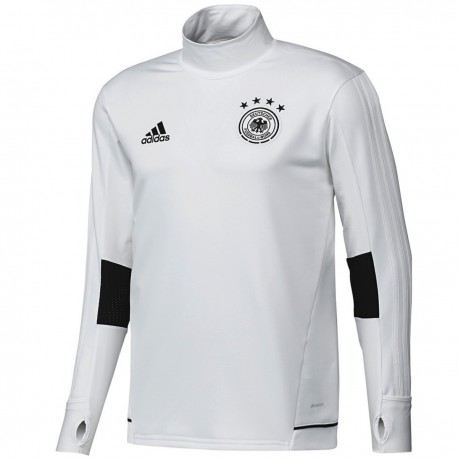Germany football training tech sweatshirt 2017 Adidas