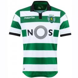 Sporting Lissabon Fußball Trikot Home 2016/17 - Macron