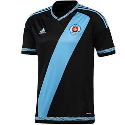 Camiseta futbol Slovan Bratislava segunda 2015/16 - Adidas