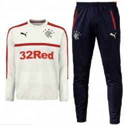 Survetement Sweat entrainement Glasgow Rangers 2016/17 - Puma
