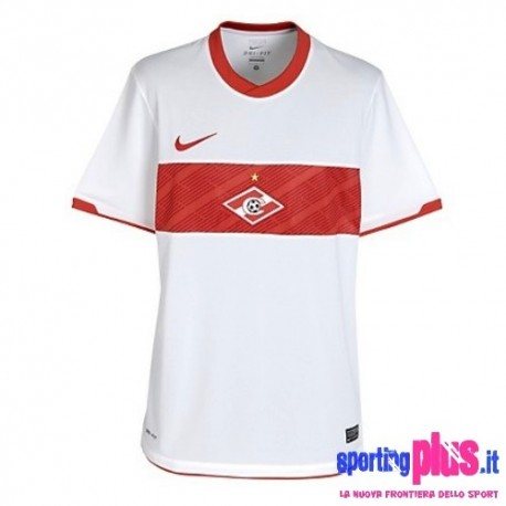 Spartak Moscow Home Jersey 11/12 Nike
