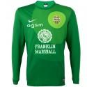 Hellas Verona Home goalkeeper shirt 2013/14 - Nike
