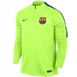 Felpa tecnica allenamento FC Barcellona 2017 - Nike